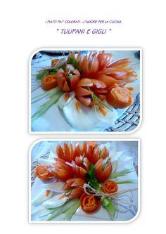 tulipani e gigli