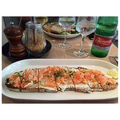 #déjeuner #lunch #lacuisinedebar #Poilane #paris
