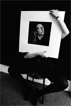 Annie Leibovitz, 1990  Parigi ©Corbi