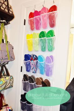 add4a47c8 ... sandals. See more. Home Organization 101 - Week 13