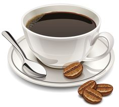 Cup of Coffee PNG Vector Clipart