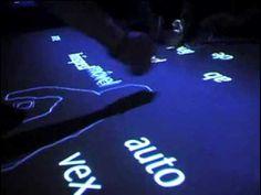 Beco das Palavras Interactive Installation superuber.com.br
