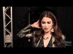 #TRESemme Style Setters Ep 9: #NikkiReed Behind the Scenes at #RebeccaMinkoff