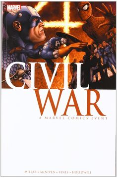 Next summer, Marvel Comics will reboot the 2006 Civil War storyline, in which a superhero registration law divides heroes into two camps: The pro-registration side, led by Iron Man, and the anti-registration side, led by Captain America. This coincides with news that Robert Downey Jr. will join Chris Evans in...