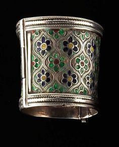 bijoux anciens argent ouzbekistan