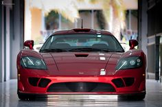 Saleen S7- One of the fastest cars in the world