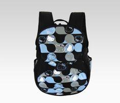 ASICS x Hello Kitty Small Backpack: Blue Fri: Pink Bow Style #SephoraHelloKitty