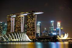 Singapore   hapidayss   Flickr Marina Bay Sands, Singapore, Explore, Building, Travel, Destinations, Photos, Viajes, Pictures