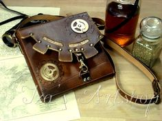 The perfect steampunk accessory!