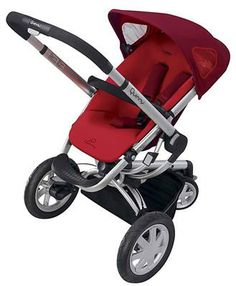 Quinny Buzz Stroller Rebel Red | MacroBaby