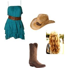 """country summer concert. ♥"" by alexis-manning on Polyvore"