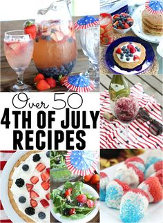Over 50 recipes that