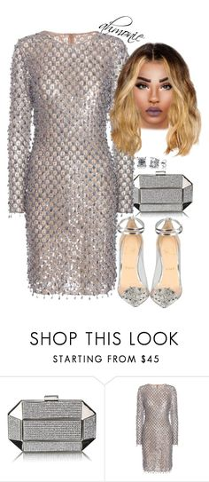 """Untitled #490"" by ahmonie ❤ liked on Polyvore featuring Michael Kors, Elie Saab and BERRICLE"