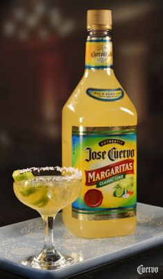 Jose Cuervo Silver Mixed Drinks
