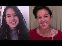 Maudy Ayunda Teaches Kina Indonesian - YouTube