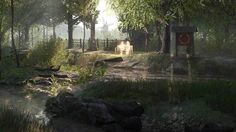 Everybody's Gone to the Rapture Is Slowly Walking to PC