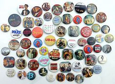 Over 70 #vintage #1980s spandau ballet police #japan abc etc 80s pop pin badges,  View more on the LINK: 	http://www.zeppy.io/product/gb/2/111966362938/