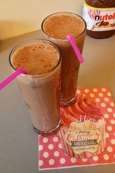 Milk shake Nutella Recette Thermomix. Retrouvez mes recettes sucrées salées Companion, Cookeo, Thermomix, MultiDélices avec ou sans appareil culinaire