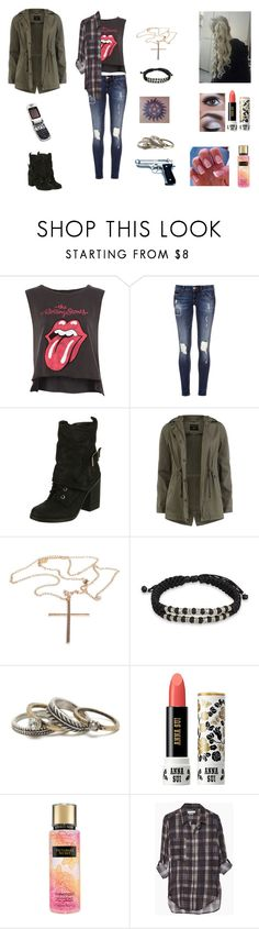 """Salt and Burn #3"" by jazmine-bowman on Polyvore featuring Pull&Bear, Fergie, Dorothy Perkins, Boohoo, NOVICA, With Love From CA, Anna Sui, Victoria's Secret, Beretta and Étoile Isabel Marant"