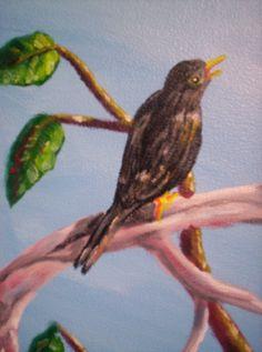 Greenery-Thrush (Lomb - Rigó) - 2006