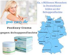 Ca. 2 Millionen Menschen in #Deutschland leiden an der #Schuppenflechte  #PsoEasy #Statistik