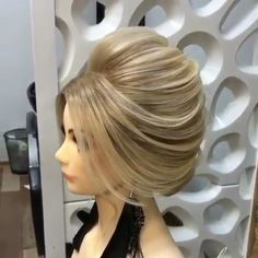 For a wedding hairstyles for short hair videos Amazing Hair video every girl should watch Up Hairstyles, Braided Hairstyles, Wedding Hairstyles, Softball Hairstyles, Hair Up Styles, Hair Videos, Makeup Videos, Hair Looks, Hair Trends