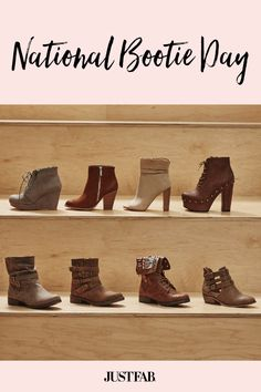 Welcome to boot season! With so many boots to choose from – we want to help you narrow it down. Fill out a fun style quiz so we can get an idea of the looks you love. Each month, we'll curate a personal boutique for you to shop from. Only buy your favorit Heeled Boots, Bootie Boots, Shoe Boots, Fly Boots, Ankle Boots, Fashion Moda, Fashion Shoes, Fashion Accessories, Women's Fashion