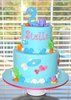 Fish Cake, Hope's Sweet Cakes
