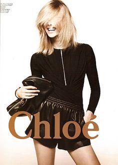 Chloe Spring 2011 Campaign