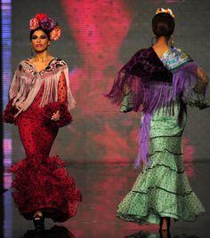 Pasarela Simof 2013: Rocío Peralta y su homenaje a Frida Kahlo - Moda - abcdesevilla.es
