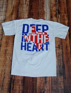 Southern gals... Love Texas Love red white and blue This comfy white tee is perfect for you  22.95-Gildan24.95- Comfort Color