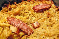 Westfälischer Kartoffelauflauf