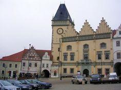 Česko, Tábor - Radnice