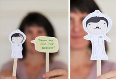 DIY Project: Father's Day Fun (Printable) Penelope and Pip