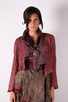 Farb-und Stilberatung mit www.farben-reich.com - Aproximat by Tatiana Palnitska - Art to Wear Originals - haute