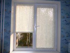 Сегодня я хочу показать несложный мастер-класс по изготовлению шторок на окно на липучках. Это альтернатива ролл-штор или жалюзи. Эконом-вариант. Мастер-класс рассчитан на новичков в шитье. Нам п…