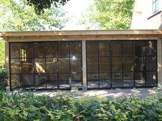 Tuyn room garden room house room - All About Balcony Backyard Studio, Garden Studio, Outdoor Rooms, Outdoor Gardens, Affordable Prefab Homes, Pergola, Balkon Design, London House, Garden Office