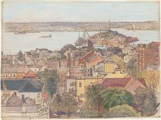 Sydney Ure Smith Australian artist