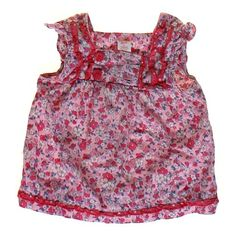 For sale: Floral Tank Top on Swap.com online consignment store