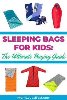 We'll tell you everything you need to know about making an informed decision about which sleeping bag to buy your child. We'll you avoid that awful buyer's regret parents sometimes get after bad purchases. Kids Sleeping Bags, Sleep Schedule, Sleeping Through The Night, Baby Sleep, Cool Kids, Your Child, Parents, Told You So, Children