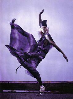 Suvi Koponen by Richard Burbridge for Vogue Italia