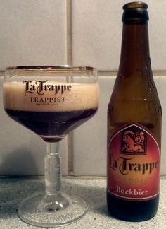 #latrappe #trappistenbier #trappist #SFB #swinkelsfamilybrewers #bockbier #bokbier #bruinbier #bier #beer #bavaria  La Trappe 7,0 Bockbier 24-06 2016 19.05.16 Beers Of The World, Beer Bar, Bavaria, Craft Beer, Beer Bottle, Drinks, World, Ale, Beer Stein