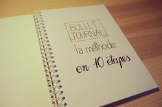 Vous avez entendu parlé du Bullet Journal, et vous aussi vous voulez testerce nouveau concept ? Sortez un carnet, prenez un crayon, c'est tout ce dont vous aurez besoin ! Il ne vous reste plus qu'à suivrelaméthode ci-dessous !