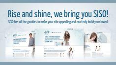 SiSo: Woo Commerce WordPress theme