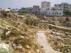 Biblos, Líbano – desde 5000 a.C.