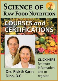 Raw food cooking classes  Located in Fort Bragg, CA  I attended Rick & Karin's Raw Food Educator Classes! <3