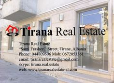 Tirana, for Rent Store at Durresi Street. Store with surface 24sqm is paved in tiles, located on the ground floor of a building. The store is organized in 1 open space and 1 bathroom. It has view from the main road and advertising opportunities. Price 38000 Leke/month.