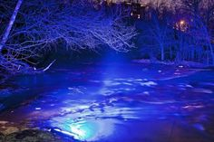 Blue Creek Photo by Chas Andrews -- National Geographic Your Shot