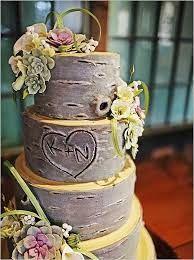 country - romantic rustic wedding cake from: http://designingyourdreamweddingonabudget.blogspot.com/2014/03/rustic-country-wedding-cakes.html