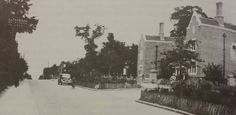 Pitsea Police Station in Rectory Road, the local HQ before Basildon came into being.